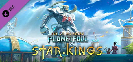 Age of Wonders Planetfall Star Kings PC Game Free Download