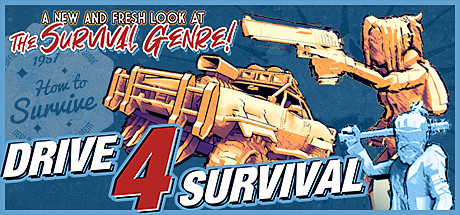 Drive 4 Survival PC Game Free Download