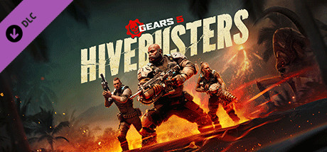 Gears 5 Hivebusters PC Game Free Download