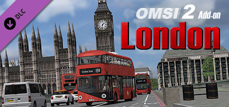 OMSI 2 Add On London Download Free PC Game