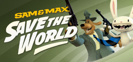 Sam Max Save the World Download Free PC Game