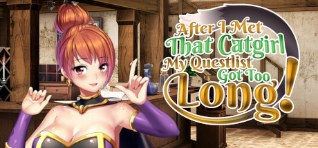 After I met that catgirl my questlist got too long Online Download Free PC Game