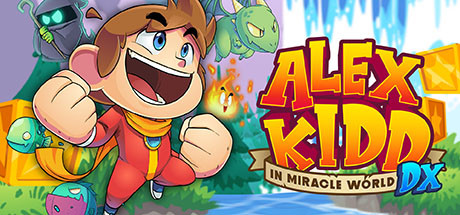 Alex Kidd in Miracle World DX Online Download Free PC Game