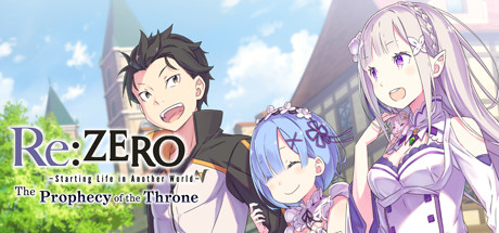 Re ZERO Starting Life in Another World The Prophecy of the Throne Online Download Free PC Game