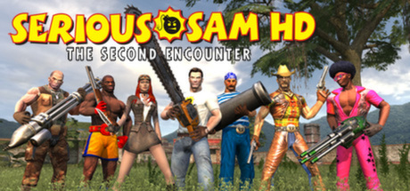 Serious Sam HD: The Second Encounter Free Download (Incl. DLC's)