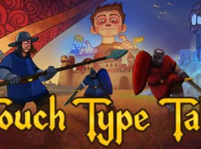 Touch Type Tale Strategic Typing Download Free PC Game