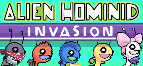Alien Hominid Invasion Download Free PC Game