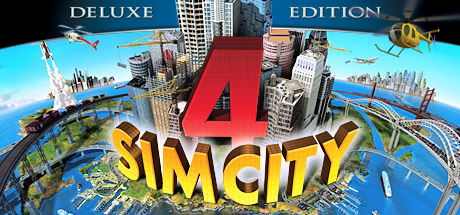 SimCity 4 Deluxe Edition PC Game Free Download