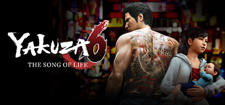 Yakuza 6 The Song of Life PC Game Free Download