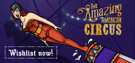 The Amazing American Circus Free Download Game PC