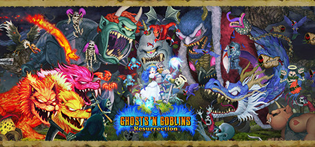 Ghosts 'n Goblins Resurrection PC Game Free Download