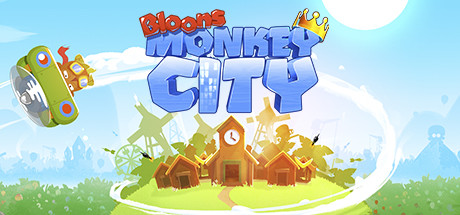 Bloons Monkey City Free Download PC Game