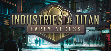 Industries of Titan PC Game Free Download