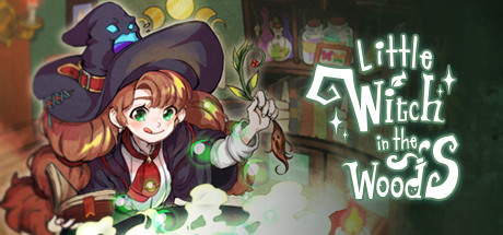 Little Witch in the Woods PC Game Free Download